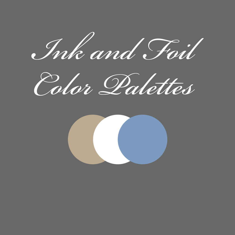 Custom Printing Color Palettes