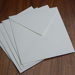 Custom Printing Envelope Templates